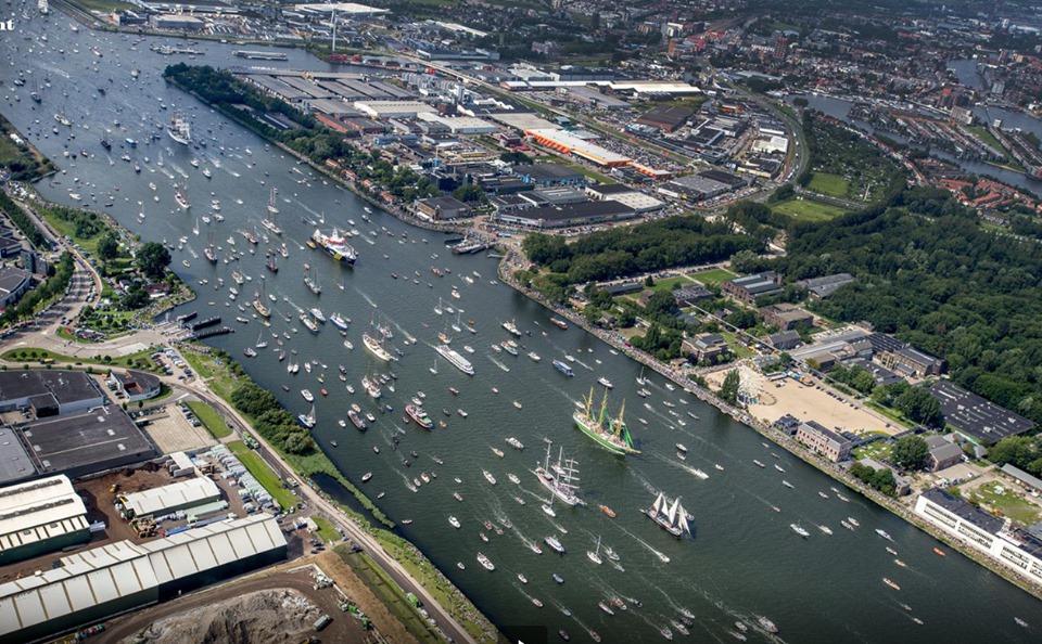 Sail Amsterdam 2020 – Jubileumeditie